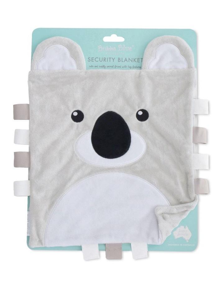 Aussie Animals Security Blanket Koala image 1