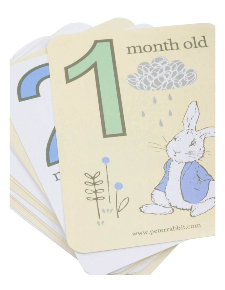 Cloud 2 Muslin Swaddles And Baby Milestone Cards image 3