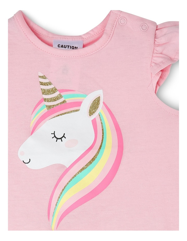 Girls Essential Pajama Set image 2