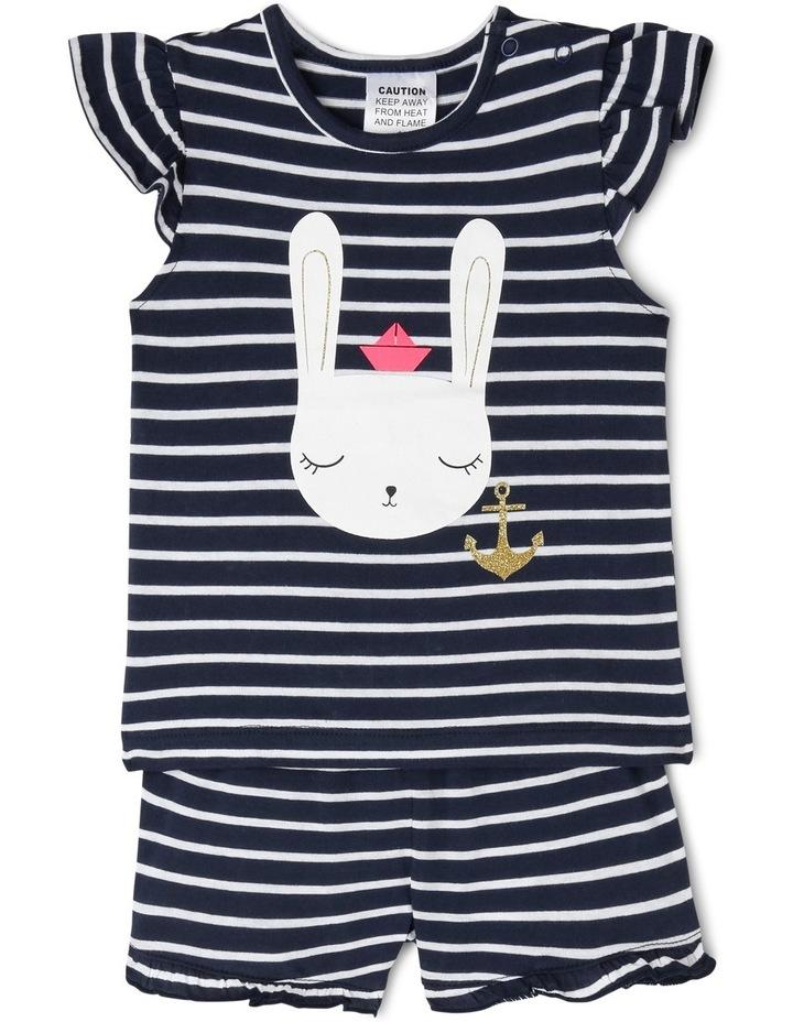 Girls Essential Pajama Set image 1