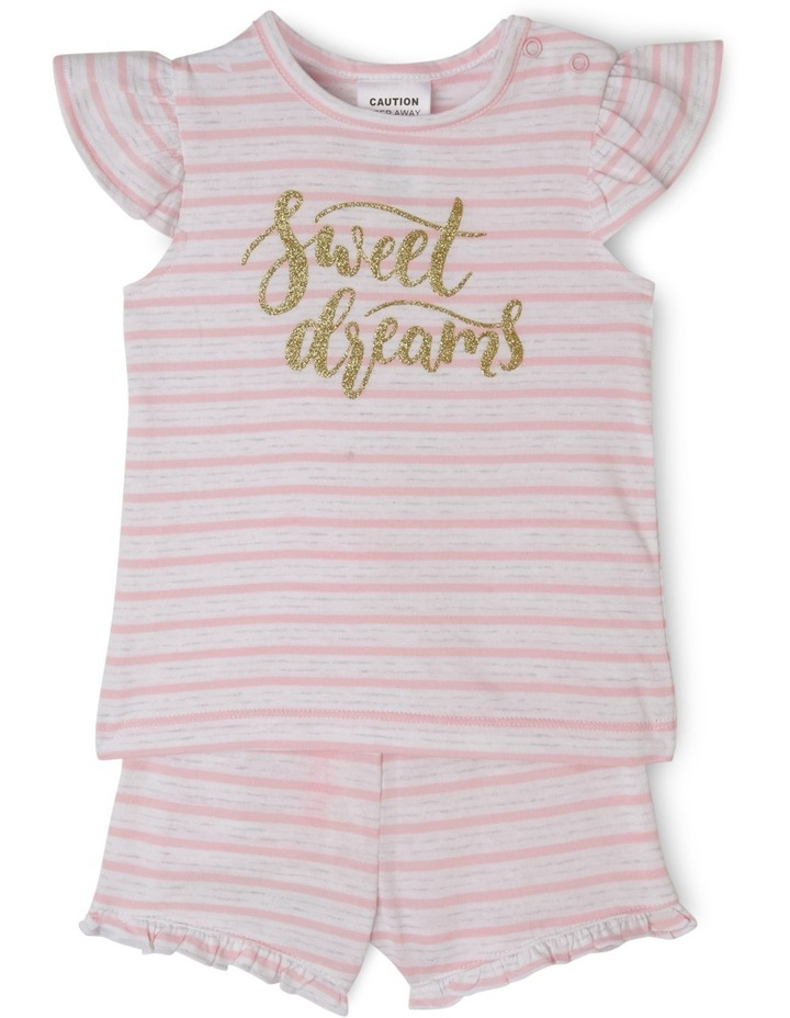 Girls Essential Pyjama Set image 1