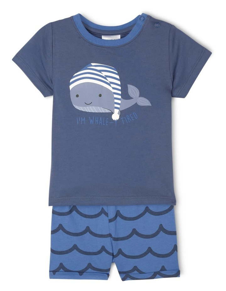 Boys Essential Pajama Set image 1