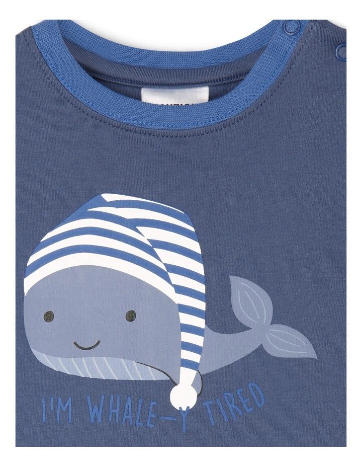 Boys Essential Pajama Set image 2