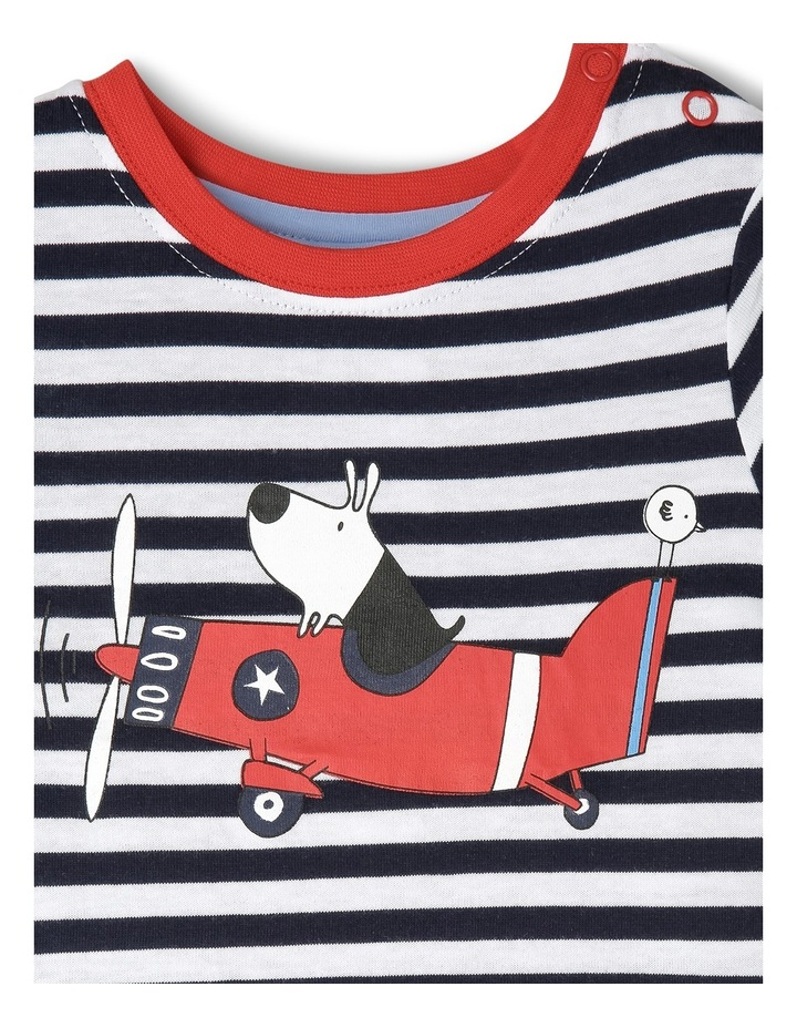 Boys Essential Pyjama Set image 2