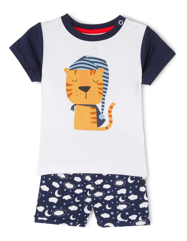 Boys Essential Pajama Set image 1