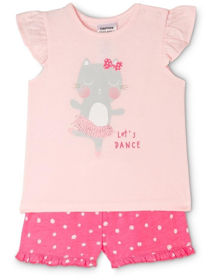 Girls Essential Pyjama Set image 1