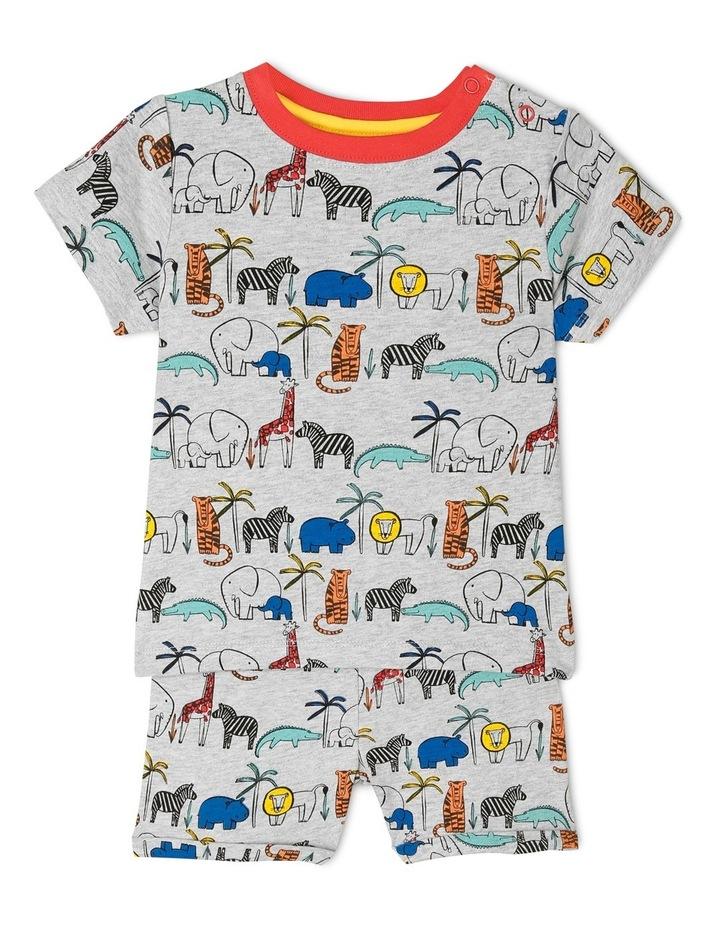 Boys Essential Pyjama Set image 1