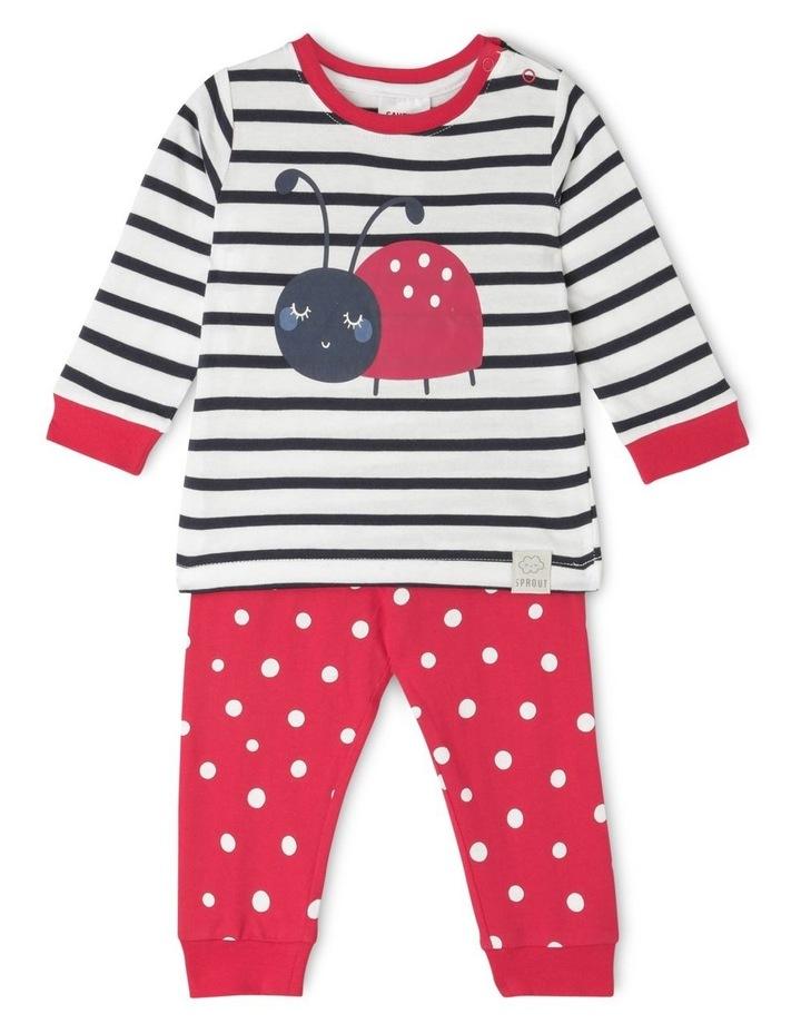 Essential Lady Bug Pyjamas image 1
