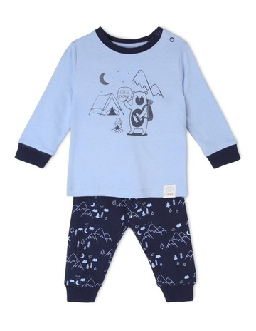a1a824ec SproutEssential Camping Bear Pyjamas