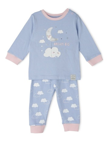 737fe6993 SproutEssential Dream Big Pyjamas. Sprout Essential Dream Big Pyjamas. price
