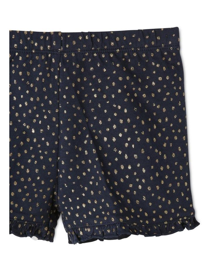 Girls Essential Cheetah Pajamas Set image 4