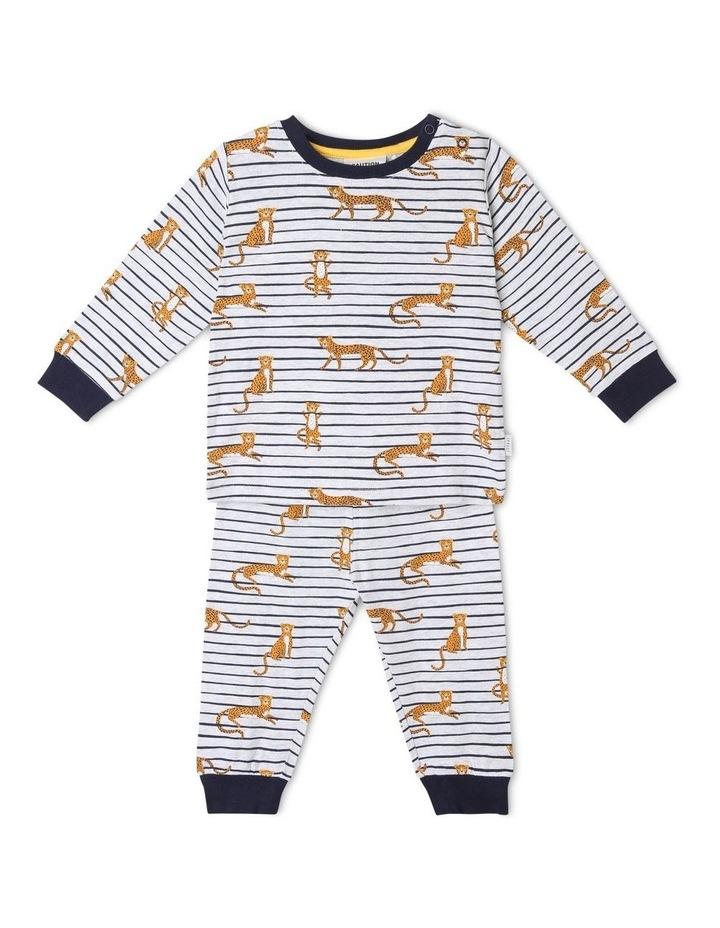 Cheetah Print Pyjamas image 1