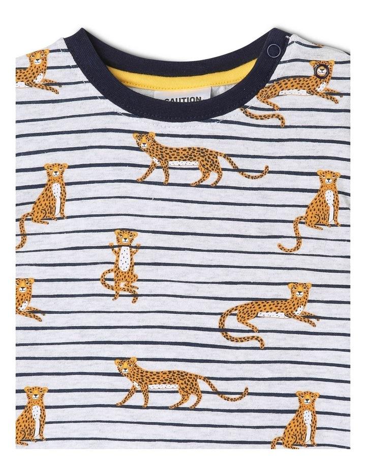 Cheetah Print Pyjamas image 2