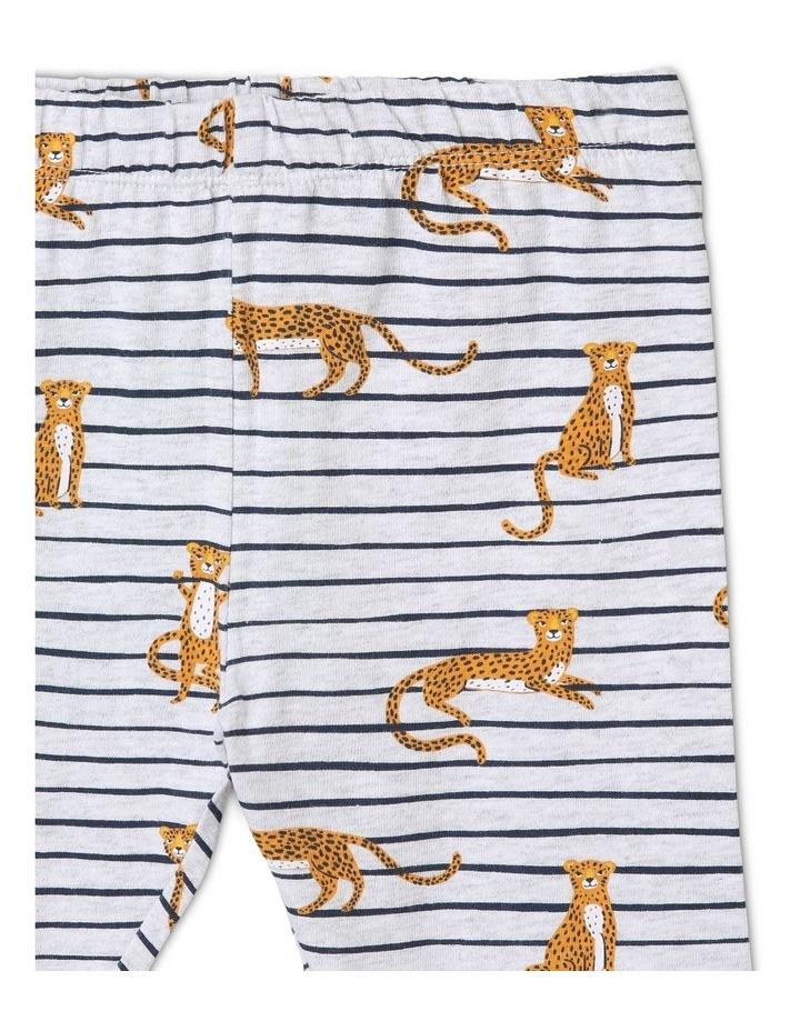 Cheetah Print Pyjamas image 4