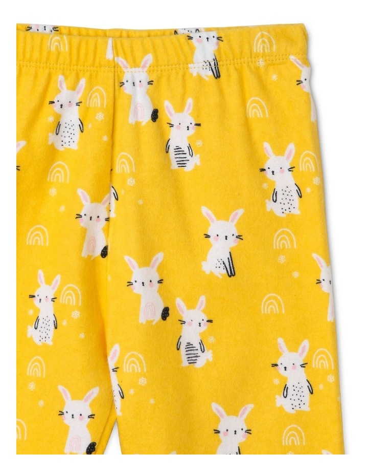 Bunny Flannelette Set image 3
