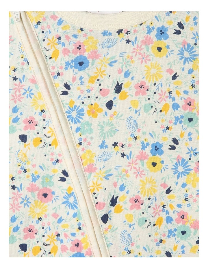 Essential Pastel Floral Onesie image 3