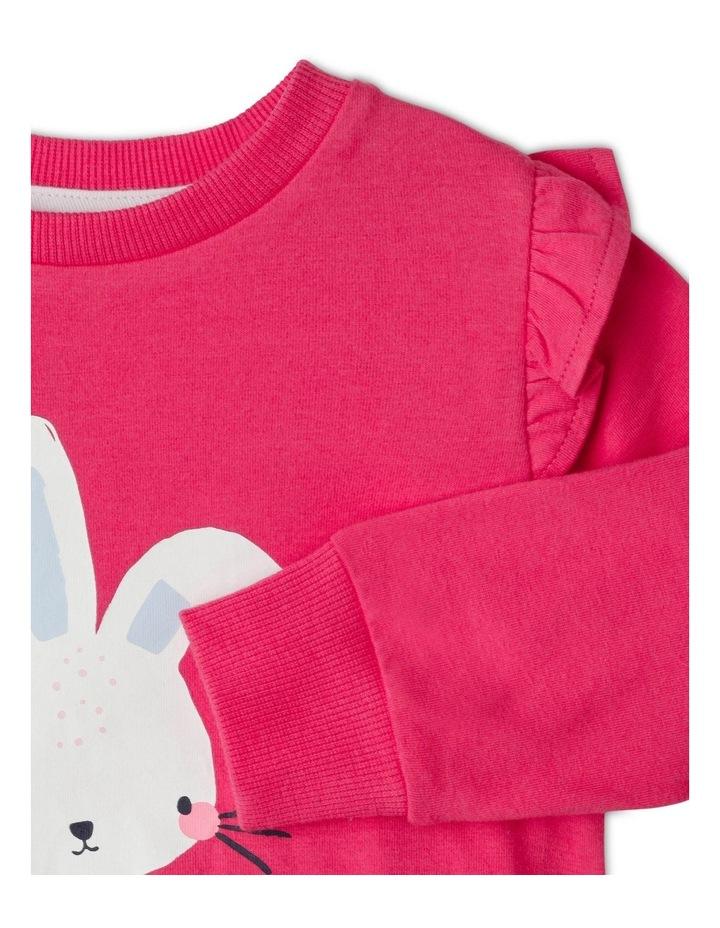 Freya Bunny Organic Pyjamas image 3