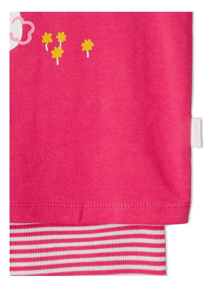 Freya Bunny Organic Pyjamas image 4