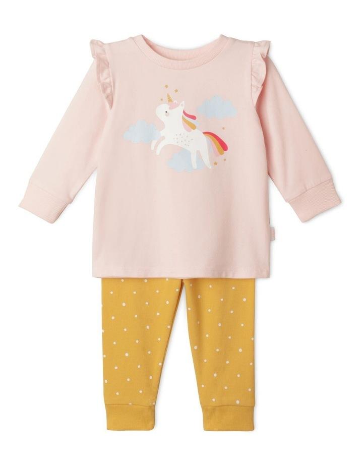 Freya Unicorn Organic Pyjamas image 1