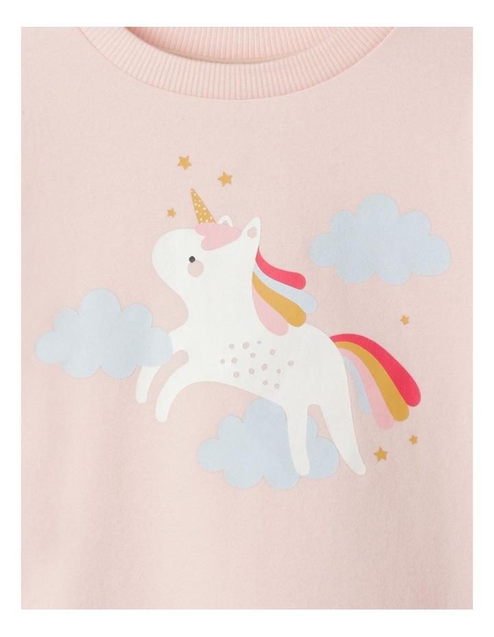Freya Unicorn Organic Pyjamas image 2