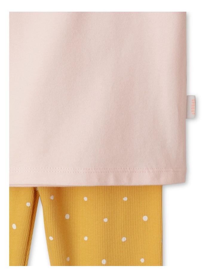 Freya Unicorn Organic Pyjamas image 4