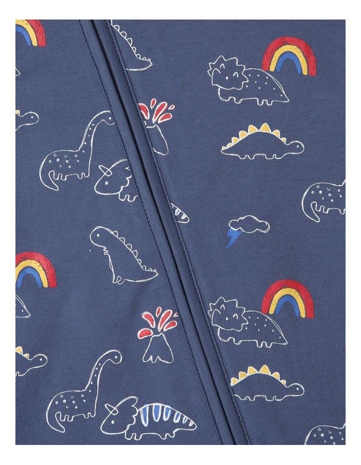 Dino Rainbow Onesie image 5