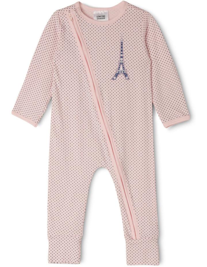 Long Sleeve Sleepsuit image 1
