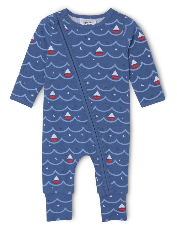 Long Sleeve Sleepsuit image 1