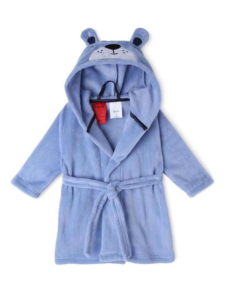 Blue Bear Gown image 1