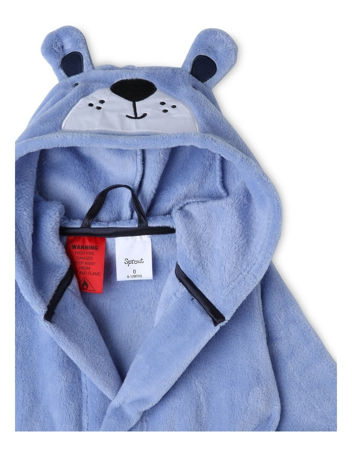 Blue Bear Gown image 2