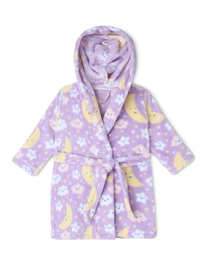 db191ee818fb5 Moons   Stars Dressing Gown image 1