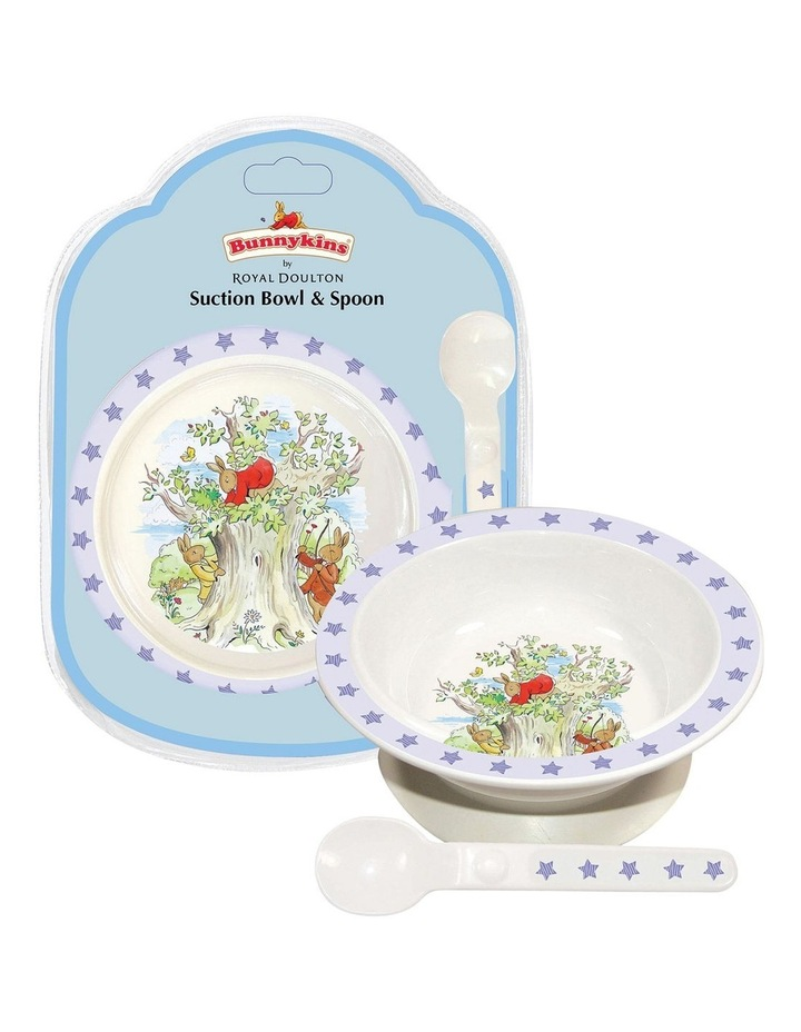 Suction Bowl With Spoon image 1