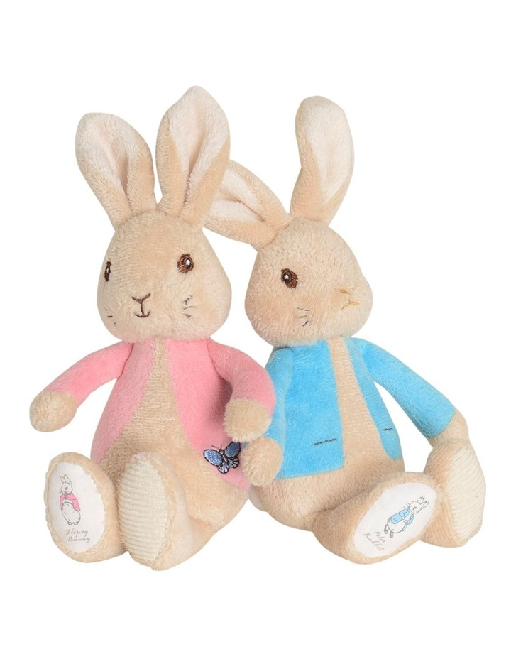 Peter Rabbit/Flopsy Bean Rattle Display of 12 image 1