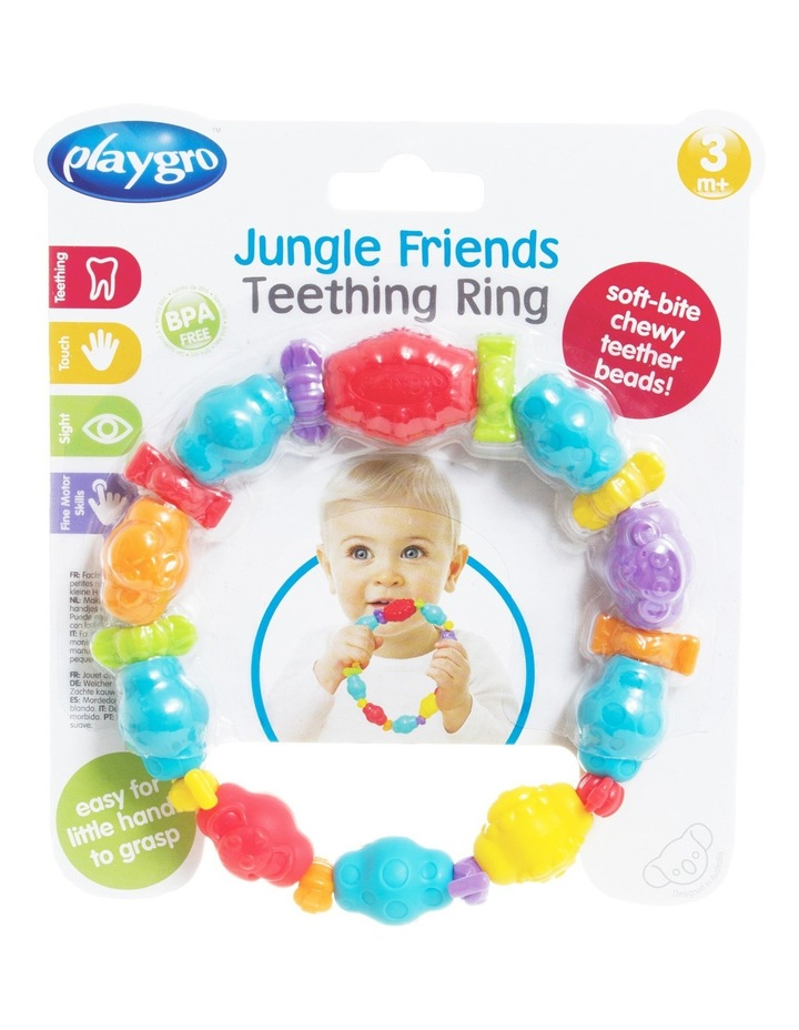 Jungle Friends Teething Ring image 1