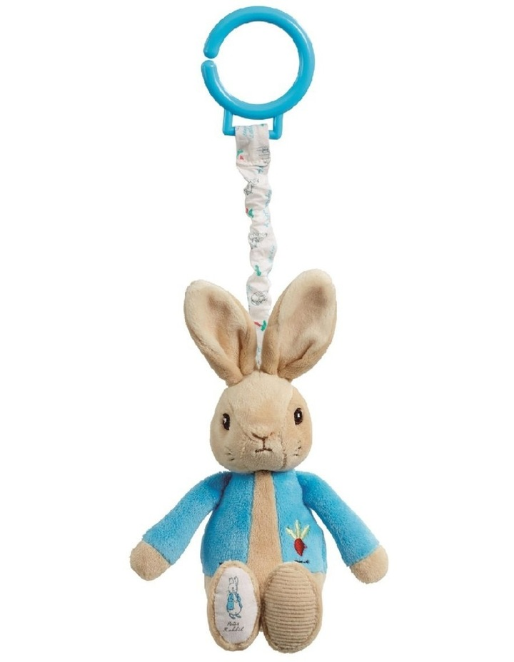 Jiggle Attachable Baby Soft Toy image 1