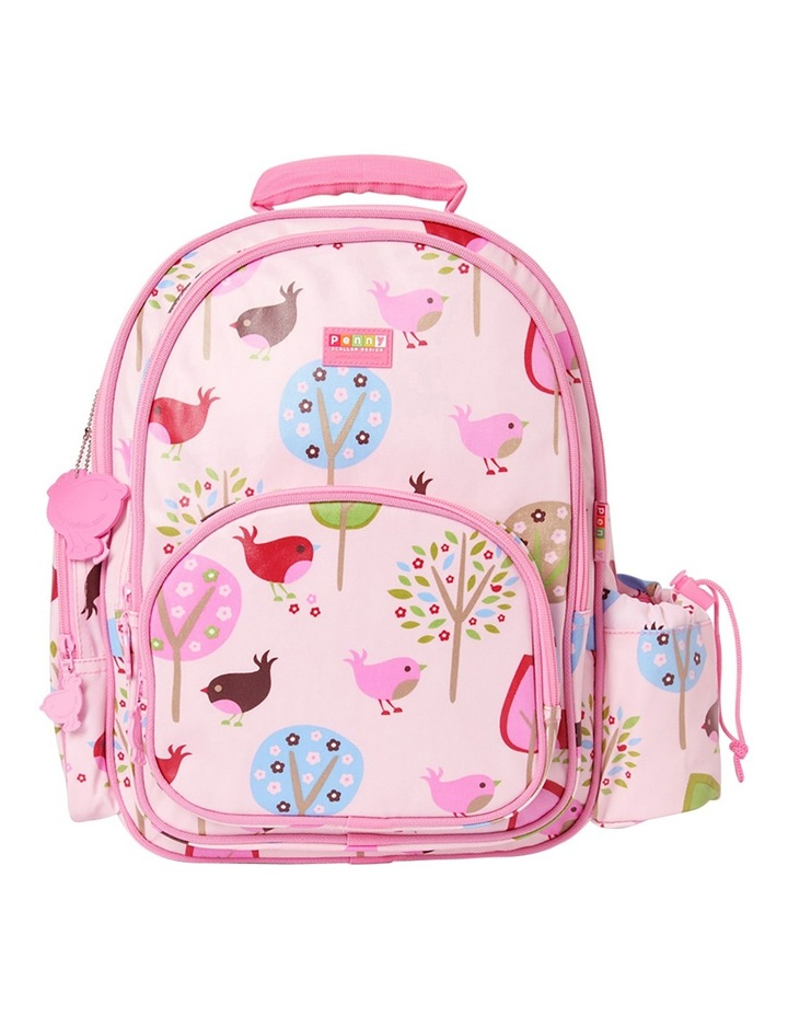 Large Backpack Chirpy Bird image 1