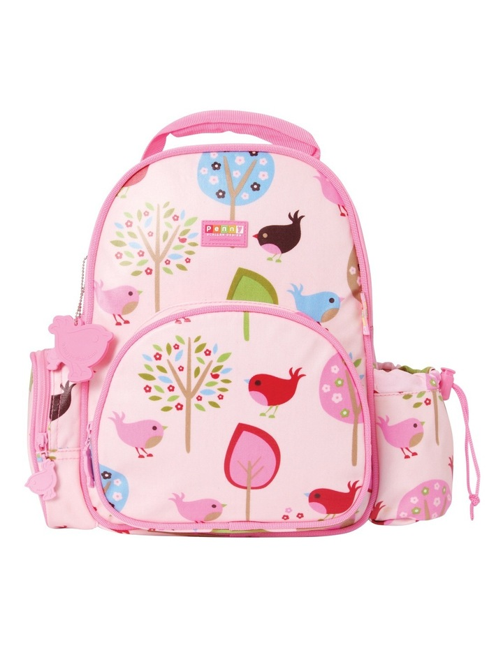 Medium Backpack Chirpy Bird image 1
