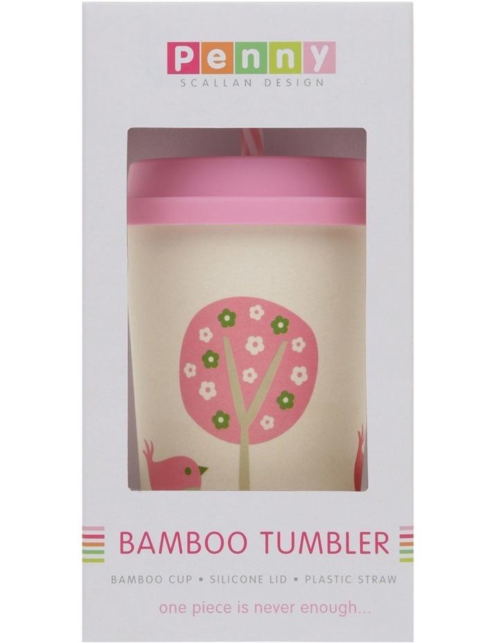 Bamboo Tumbler Chirpy Bird image 1