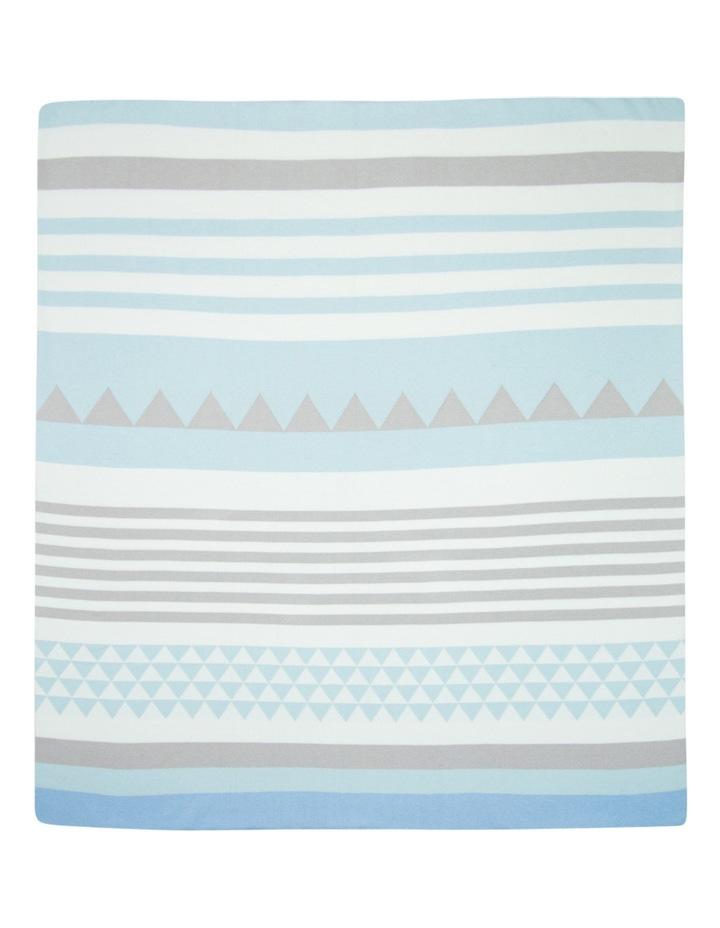 Cotton Knit Blanket  Oslo image 2