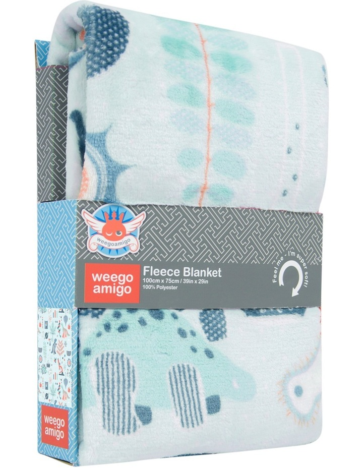 Plush Blanket  Science image 1