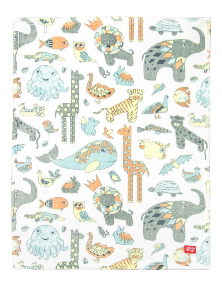 Plush Blanket - Wild Life image 2