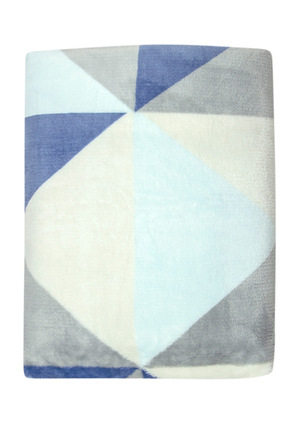 Weegoamigo - Big Plush Blanket - Lenny