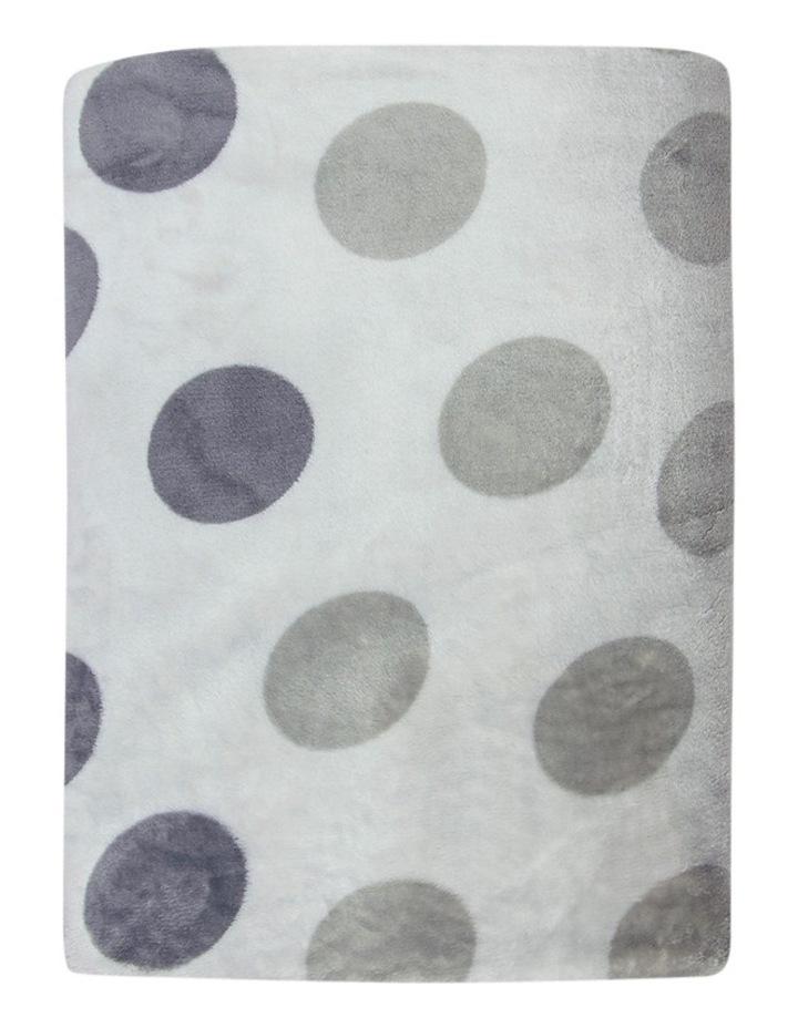 Big Plush Blanket - Pokki Grey image 2