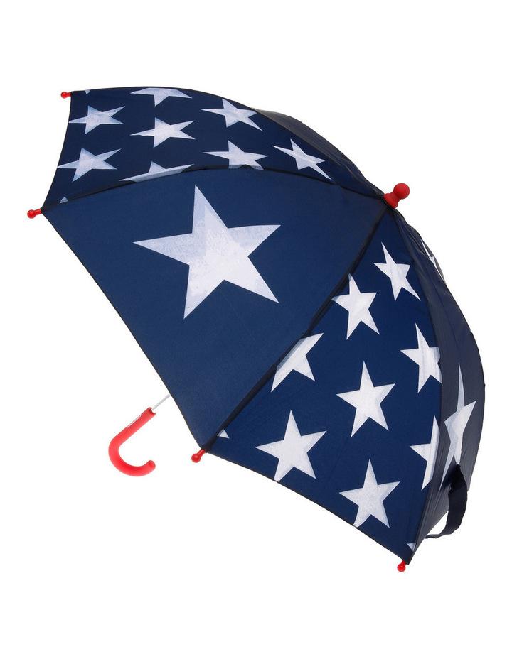 Umbrella Navy Star image 2