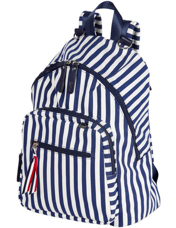Stripe Backpack image 2