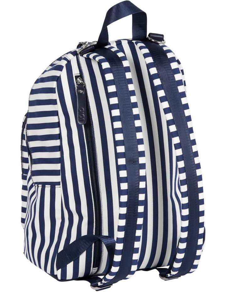 Stripe Backpack image 3