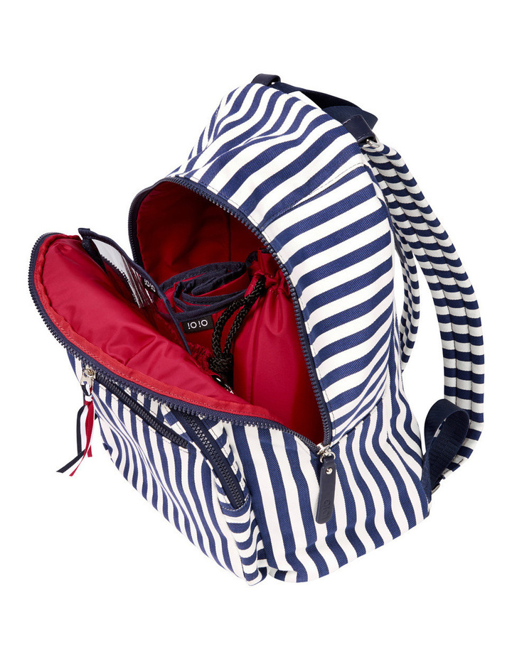 Stripe Backpack image 4