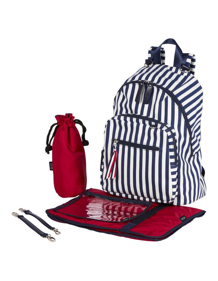 Stripe Backpack image 5