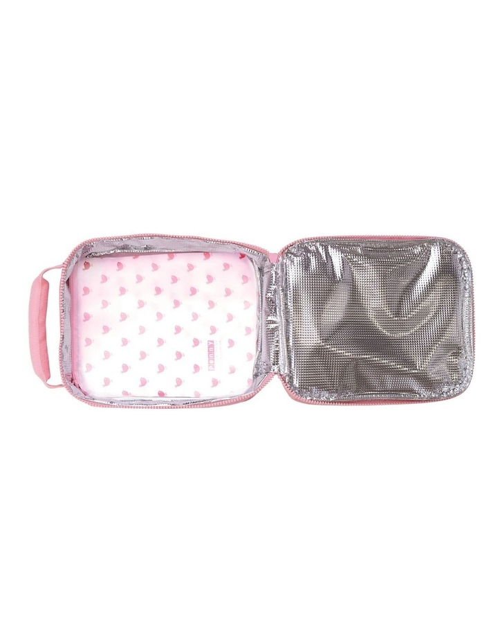 Bento Cooler Bag with pocket image 3