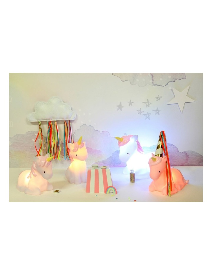 Unicorn Rechargeable Light Small White image 7